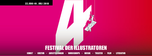 4. Oldenburger Festival der Illustratoren 2018